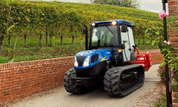 New Holland TK4000 Crawler Tractor for sale » Streacker