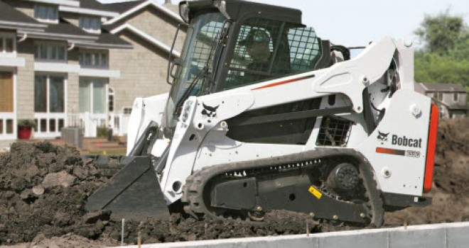Bobcat T590 Compact Track loader for sale » Streacker